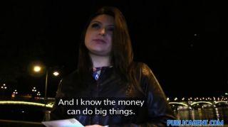 Publicagent akasha sexo sob ponte pública