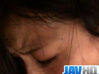 Megumi haruka dá o melhor blowjob asiático