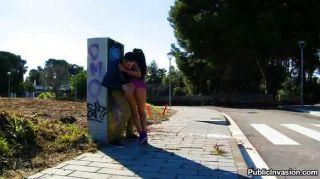 Fiesty julia de lucia fodido em barcelona