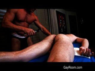 Ficar com tesão durante a massagem