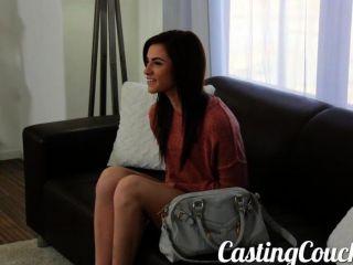 Casting sofá x menina tímida quer ser fodido