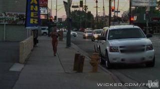Nicole aniston sexo nas ruas