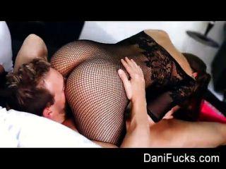 Dani daniels seduz seu cara favorito