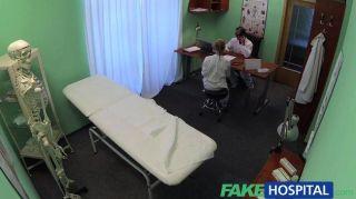 Fakehospital, médico, estudante, mostra, desligado