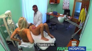 Fakehospital médico sujo passos para o sexo