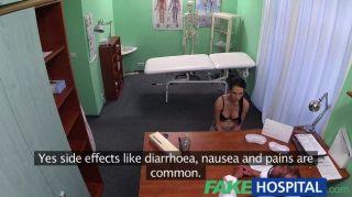 Fakehospital médico prescrever esperma para curar