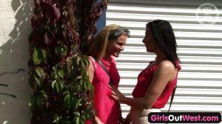 Meninas para fora ocidental meninas lésbicas australianas quentes