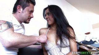 Latina sexy tem um clit phat agradável