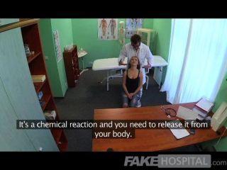 Fakehospital médicos galo drains estudante