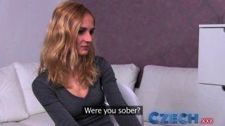 Czech loira gosta de áspero na fundição