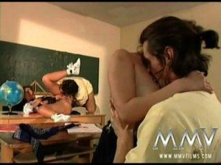 Mmv filmes alemão sala de aula orgia
