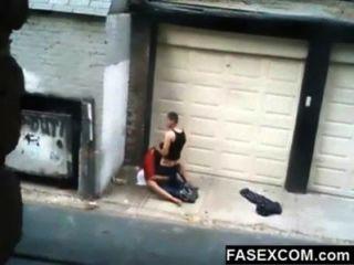 Borracha se follan na rua fasexcom.com
