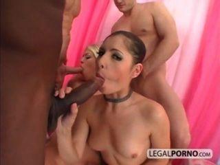 2 meninas fodidas por 3 homens com dicks enormes hc 14 02