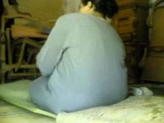 Bbw granny arab em workshop spy cam