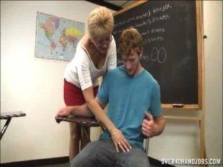 Professor nega o orgasmo
