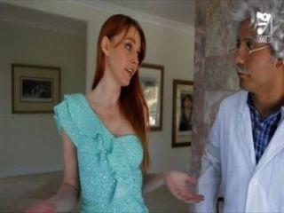 O inventor mexicano fode o redhead marie mccray