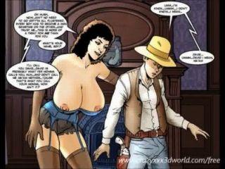 2d quadrinhos: casa de putas.Episódio 5
