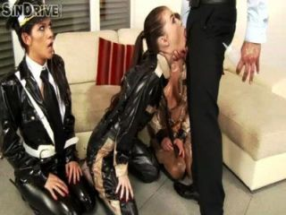 Grimly ass riator renato tem uma dura lição anal para tina hot, misha cross \u0026 sami