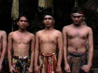 Bali os direitos do dvd da cena 4 da virilidade