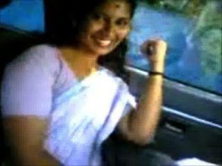Kerala, aunty, shanthi, boob, mostrar, omni, camionete