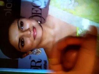 Cum homenagem em desi indian bollywood atriz asin