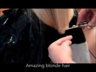 Fetiche do corte de cabelo 2014/09/02 fanático pelo cabelo