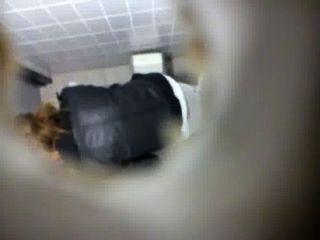 Cam da espiã do toalete na escola 1
