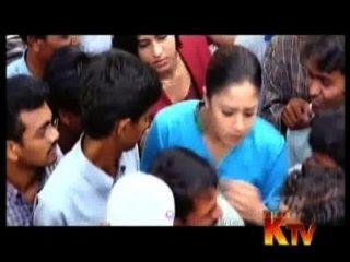 Jyothika boob squeeze em public.avi