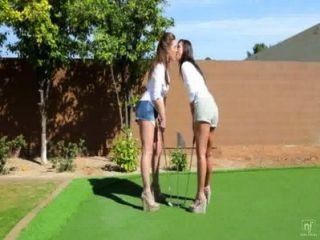 Filmes nubile amantes lésbicas saborear doce creme de bichano
