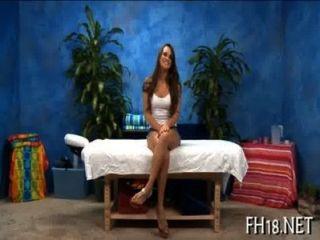 Massagens eróticas do sexo
