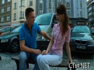 Sexo quente com uma namorada muito desagradável