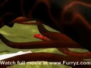 3d tentáculo hentai por furryz com xvideos com