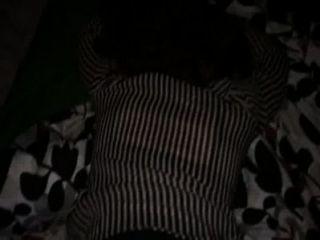 Namorada enganando pego em cam creampie