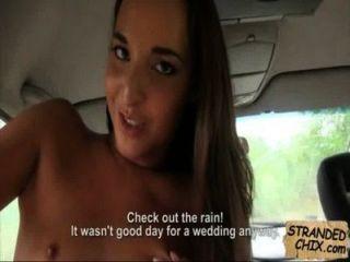 A noiva fode o indivíduo aleatório após o casamento cancelado amirah adara.6