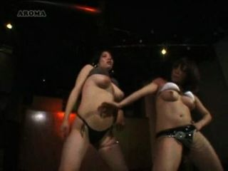 Dança de reggae erótico japonesa