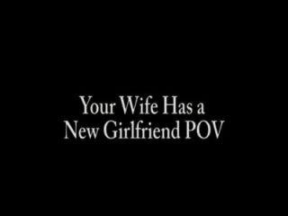 Sua esposa tem uma nova namorada pov pé fetiche pé adoração