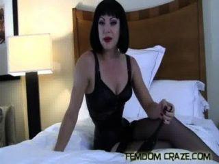 Tornando-se meu escravo de sexo em tempo integral