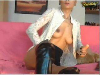 Ter um bom tempo em uma webcam show com ... brunettealesya 4