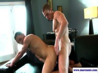 Reto horny musculoso jocks ass fucking