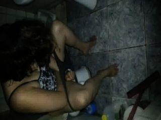 Sem banheiro