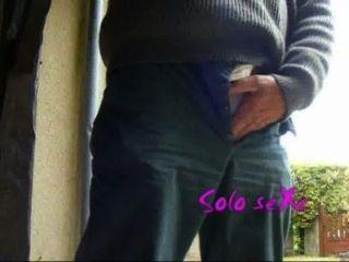 En petite culotte sous mon pantalon 01