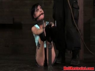 Boca enganchado sub punido