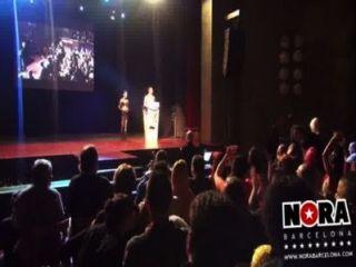 Premios ninfa 2014 melhor web pessoal e melhor meio de comunicação