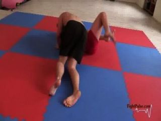 Mx 12 demo competição mista wrestling