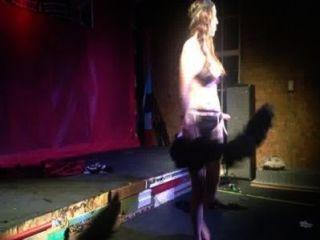 Dança burlesca 2