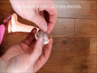 Como colocar um preservativo vídeo como colocar um preservativo sobre como preservativo