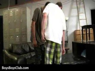 Musculoso preto gay meninos humilhar branco twinks hardcore 27