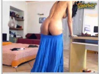 Ter um bom tempo em uma webcam show com ... brunettealesya 5