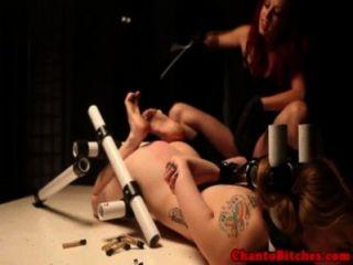 Redhead domino punishing loira sub