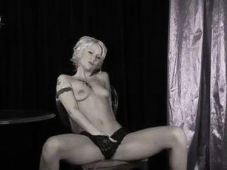 Ladyluck masturbação